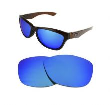 NEW POLARIZED CUSTOM ICE BLUE LENS FOR OAKLEY JUPITER SUNGLASSES